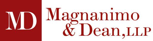 Magnanimo & Dean, LLP Law